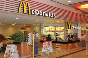 McDonalds Wachau
