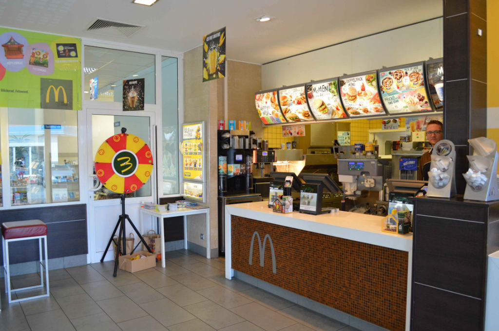 mcdonalds leipzig löwencenter