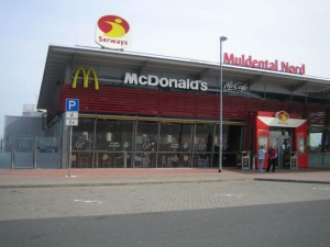 McDonald`s Muldental
