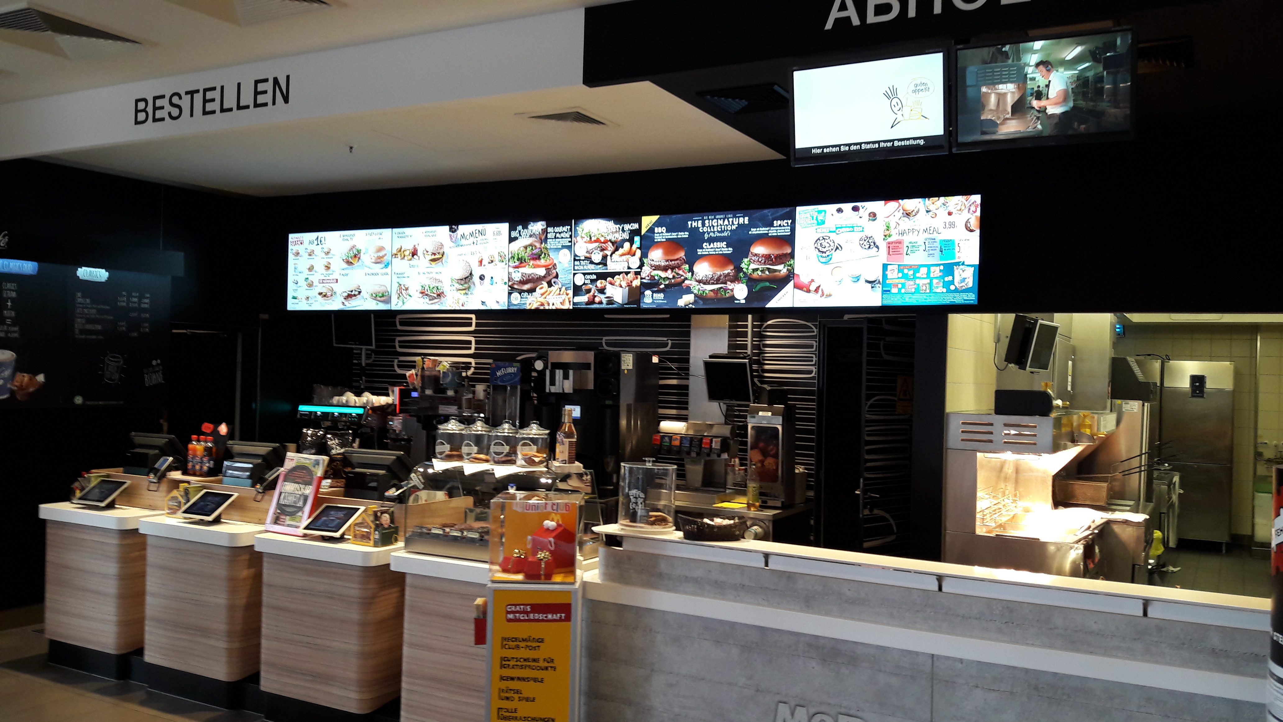 McDonalds Paunsdorf